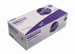 Gants à usage unique KIMTECH SCIENCE* PURPLE NITRILE*, nitrile non poudrés