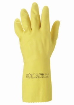 Gants de protection chimique Profil™ Plus, latex
