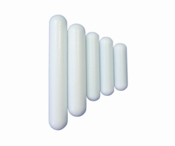 Barreau aimanté LLG, cylindrique, en PTFE, <I>pack eco</I>